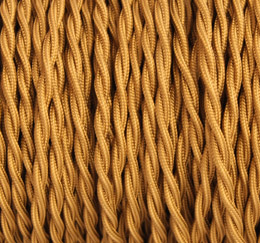 cable textile torsade