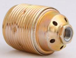Socket metal E27