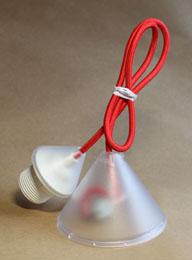 suspension textile