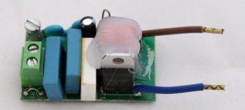 Relco RT52S RQ9243 - circuit imprimé.